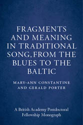 Fragments and Meaning in Traditional Song