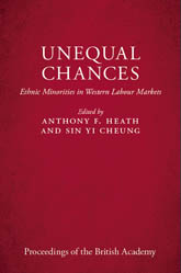 Unequal Chances: Ethnic Minorities in Western Labour Markets