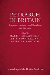 Petrarch in Britain