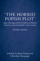 'The Horrid Popish Plot'