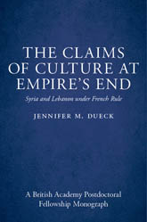 The Claims of Culture at Empire's End